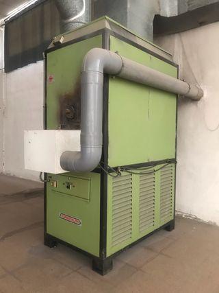Caldera de Gasoil + depósito 1000 litros