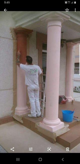 pintor y decorador