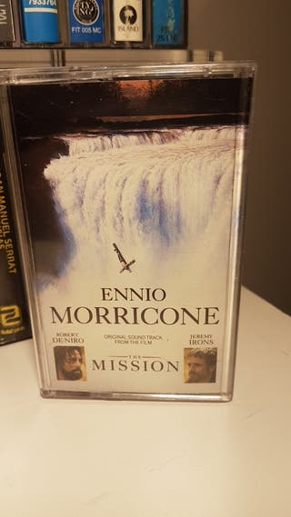 Ennio Morricone..The Mission (Original Soundtrack