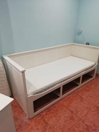 cama 90cm x 2m
