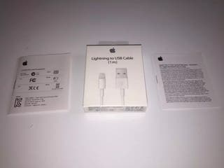 Cable lightning Apple 1m