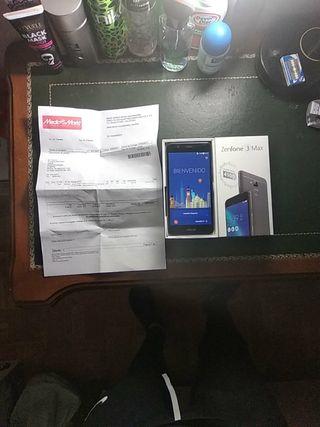 ASUS Zenfone 3 MAX con Factura