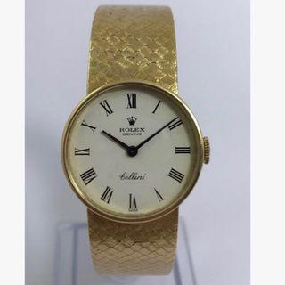 Rolex Cellini señora oro 18kt