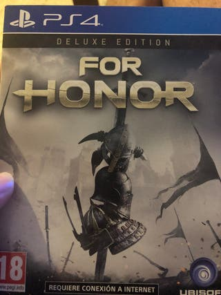 For honor!!