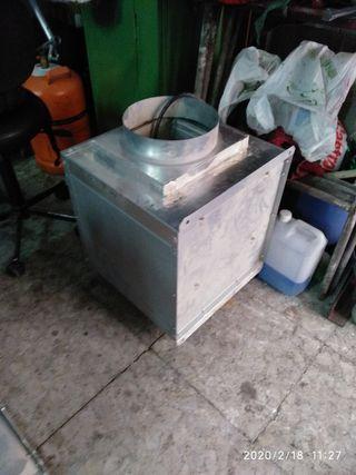 extractror Casals aíre acondicionado ventilador