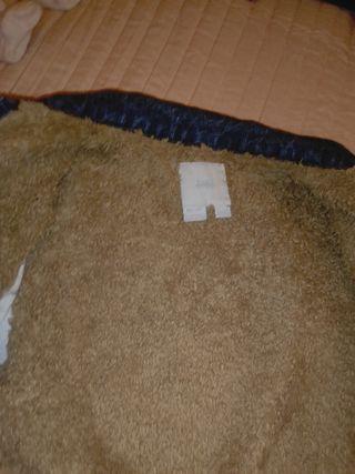 chaqueta vaquera con borregito