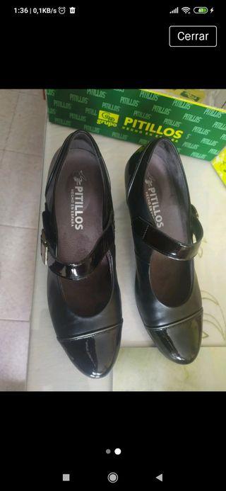 zapatos Pitillos n39