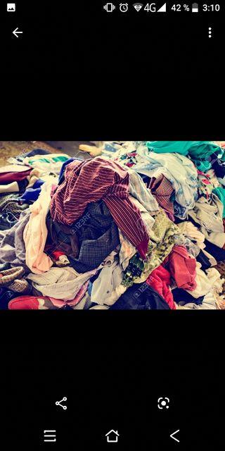 ropa para kilo