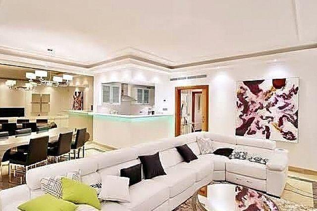 Apartamento en alquiler en Puerto Banús en Marbella (Marbella, Málaga)