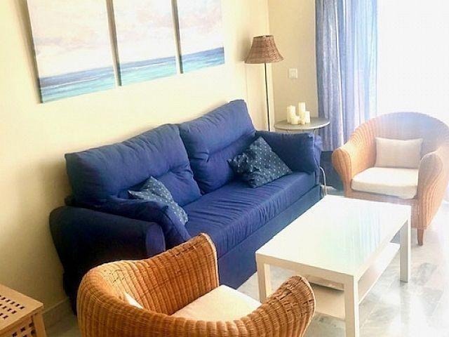 Apartamento en alquiler en Casco Antiguo en Marbella (Marbella, Málaga)