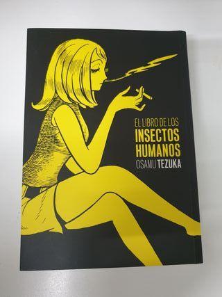 El libro de los insectos humanos. Osamu Tezuka.