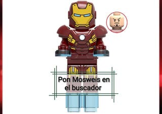 Iron Man figura PRECINTADA