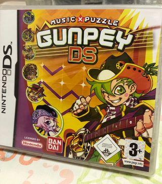 MUSIC PUZZLE GUNPEY DS NEW PRECINTADO NINTENDO DS