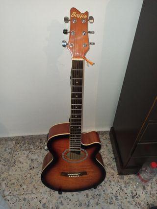 Guitarra electroacústica Baffin