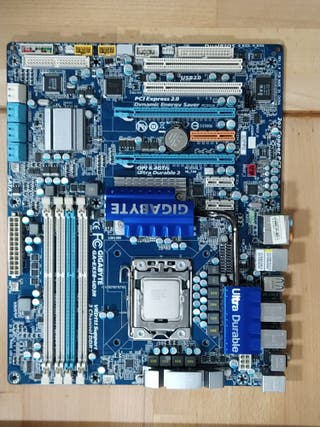 procesador i7 920 + placa gigabyte ultradurable 3