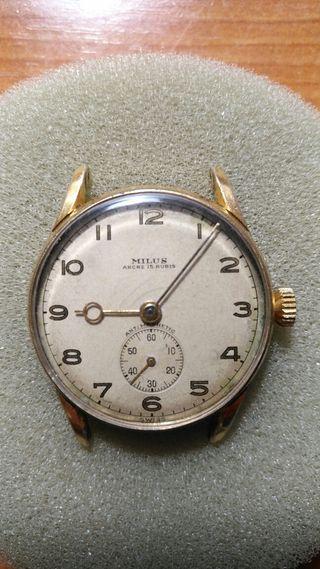 Reloj Milus