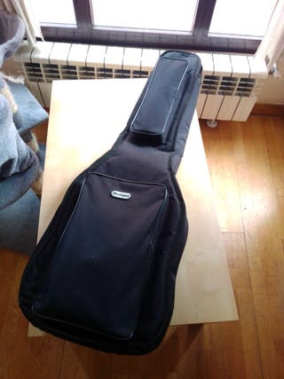 guitarra funda