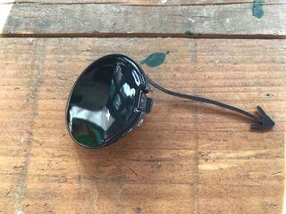 Tapa gancho parachoques Golf