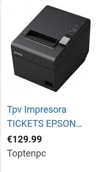 fotocopiadora de facturas EPSON