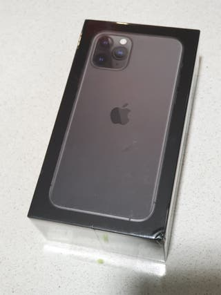 iPhone 11 Pro 512 gb Space Grey a estrenar