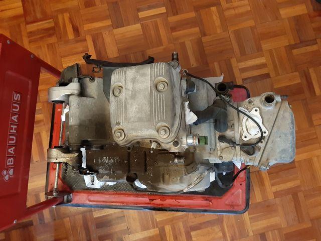 Motor Gilera GP800 Aligerado y Comprobado