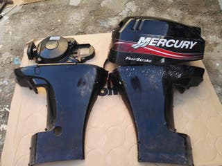 despiece fueraborda mercury 25cv 4t big foot