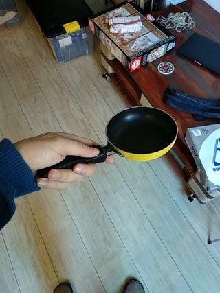 Paella 12cm pequeñita