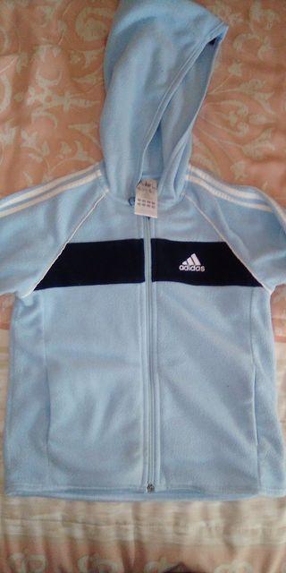 chaqueta Adidas talla 3-4