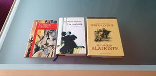 Lote 3 libros