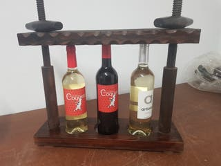 Prensa de Vino, para decoracion