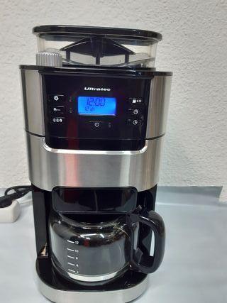 Cafetera automatica Ultratec con molinillo