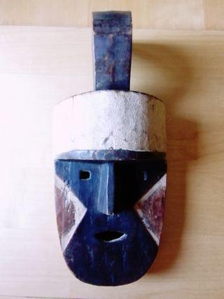 Máscara Adouma - Madera - Gabon - Africana