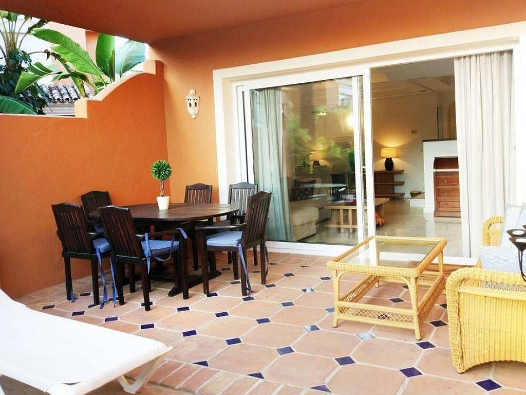 Casa adosada en alquiler opción compra en Los Monteros - Bahía de Marbella en Marbella (Marbella, Málaga)