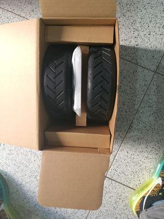 neumáticos patinete