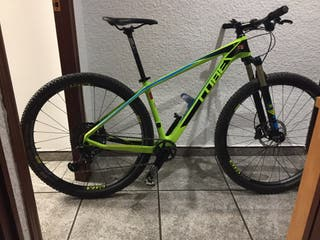 Bicicleta Carbono Cube Reaction GTC SL 10,300 kg.