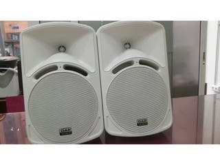 Pareja De Altavoces Dap Audio Blanco