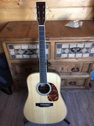 Guitarra acústica sigma