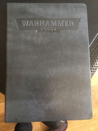 Agenda batalla Warhammer 40k