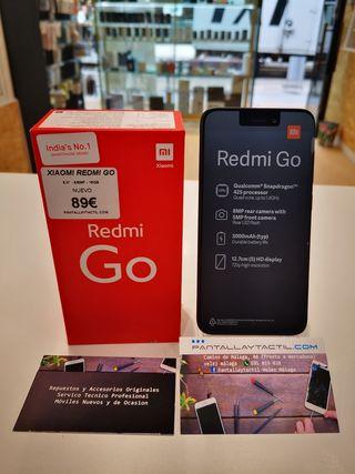 Xiaomi Redmi Go. Nuevo con garantía.