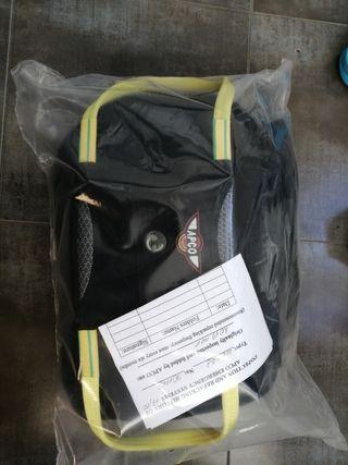 Paracaídas de parapente biplaza para trike <324kg