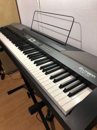 Piano electrónico Thomann DP6