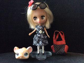 Muñeca Petite Blythe original