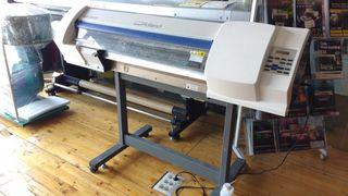 Cambio Impresora Roland por Laser co2!