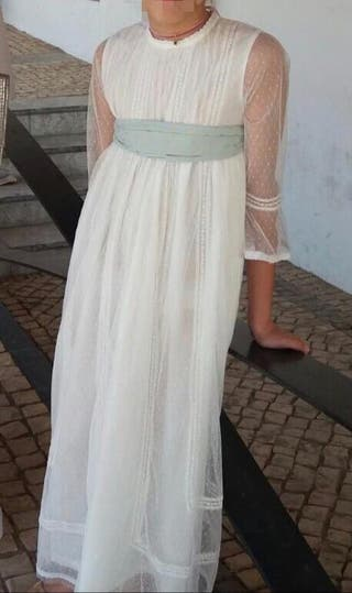 Nicoli Talla 10 vestido niña comunión. Perfecto
