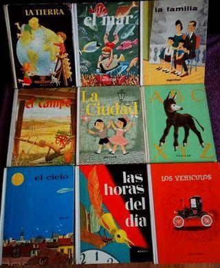Libros infantiles y juveniles de Aguilar