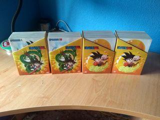 Serie Dragonball completa