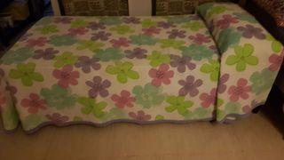 Colcha para cama de 90
