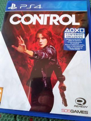 Juego Control Ps4 PlayStation