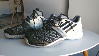 Zapatillas tenis Adidas Adizero Feather 3, T49 New