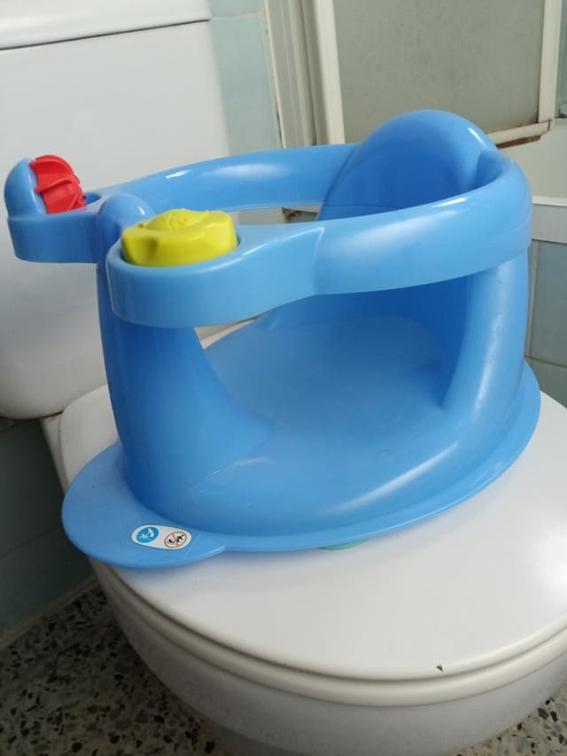 asiento bañera bebe